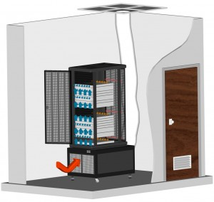 MRCS13-32C - Server Room Cooling