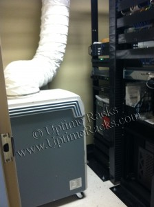 MovinCool Small Server Room Cooling